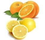 oranges lemons