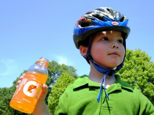 Child Gatorade