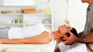 Cervical spine adjustment