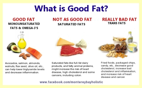 What is good fat monterey bay holistic alliance for Fish oils are a good dietary source of