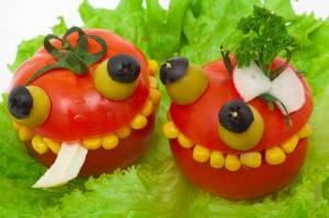 Goofy Tomatoes