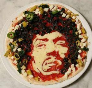 Jimmy Hendrix Pizza