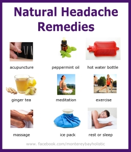 herbs to cure headaches