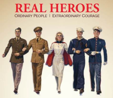 Real Heros Cover