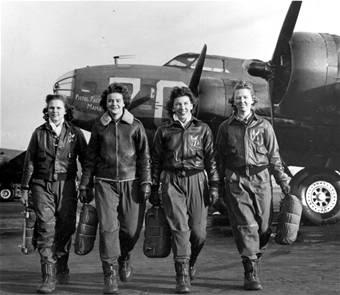 women hero flyers