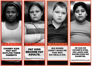 4 children obesity