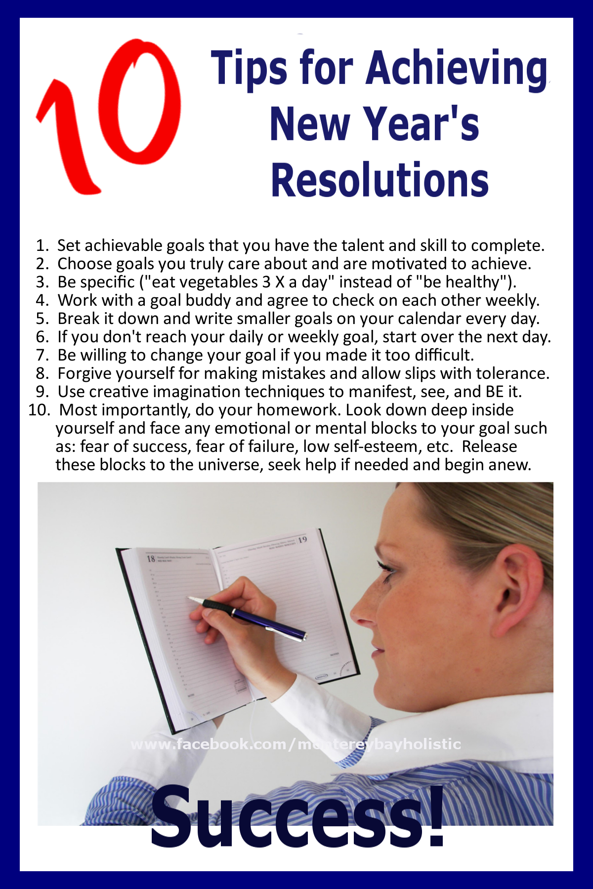 10 Reasons Why New Year's Resolutions Fail forecast