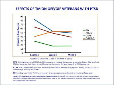 Veteran TM-PTSD-study