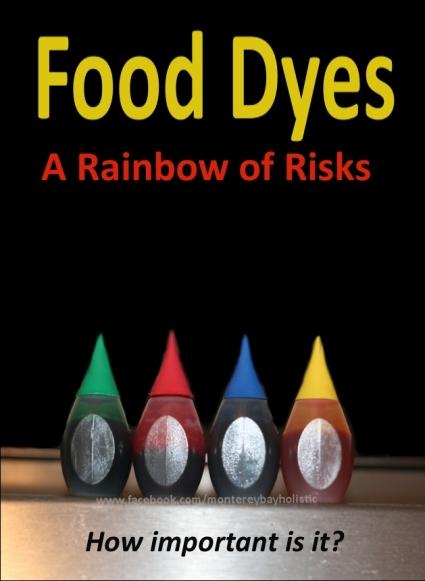 Danger of Food Dyes