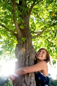 Energetic Tools - Hug a Tree