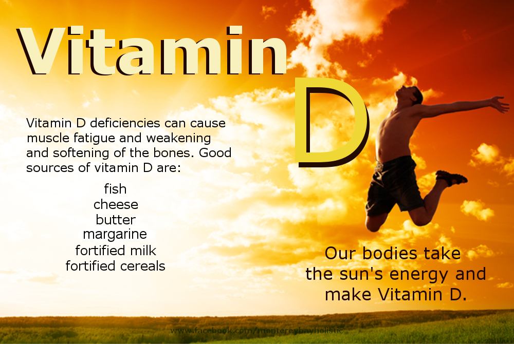 Can Vitamin D Help Improve Muscle Strength And Fatigue