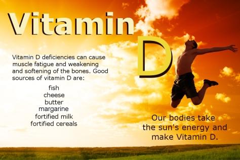 Vitamin D - Powerful Healer