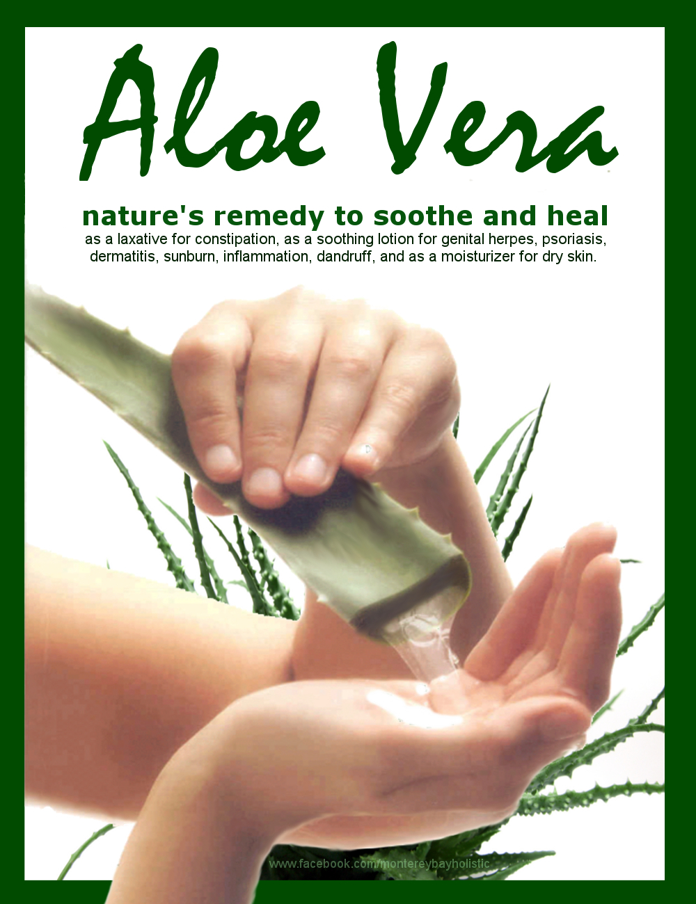 How To Use Aloe Vera On Face