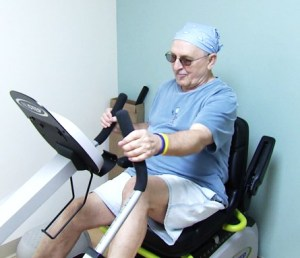 Cancer Exercise Man