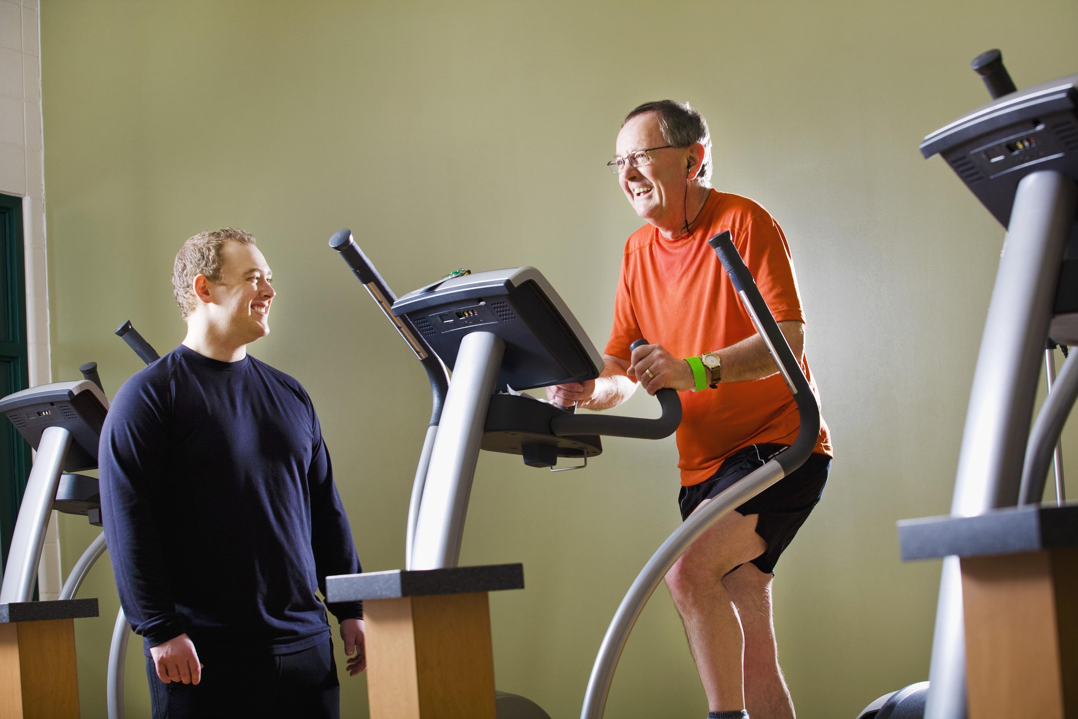 Cancer Exercise Treadmill