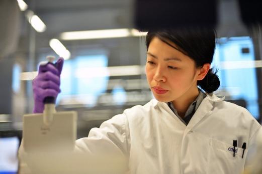 Research Woman