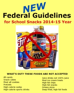 School Snack Restrictions