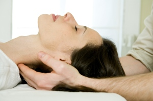 Cervical Spine Adjustment