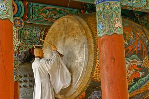 Buddhist Drumming