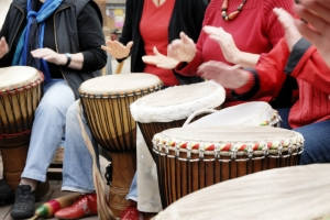 Group Drumming