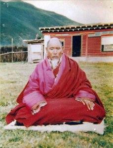 Khenpo Munsel Rinpoche