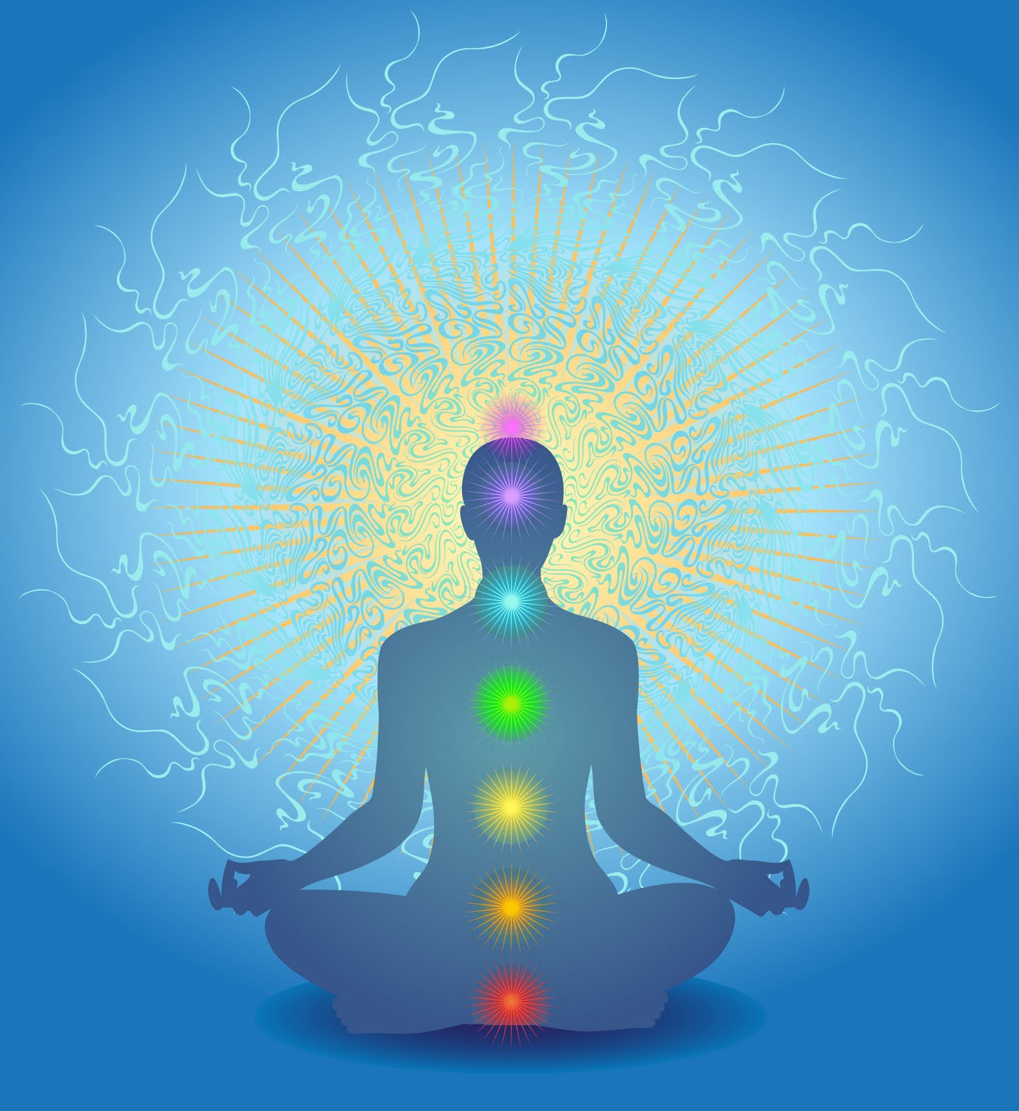 Spiritual: A Healing Of Your Energy Centers