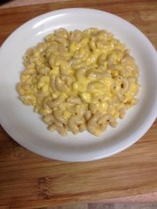 Macroni and cheese