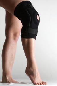 knee soft brace