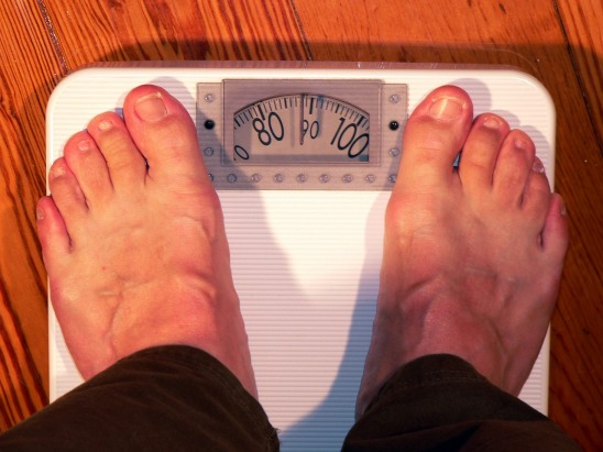 Bathroom Scale Weightloss