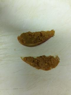 peanut apples