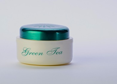 green tea cream